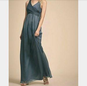 BHLDN Angie Dress Hydrangea
